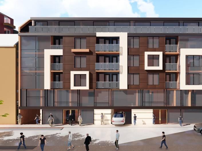 Двустаен апартамент Гръцка махала Варна   70 m2