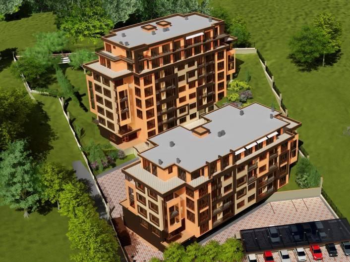 Tристаен апартамент Пчелина Варна  74 m2