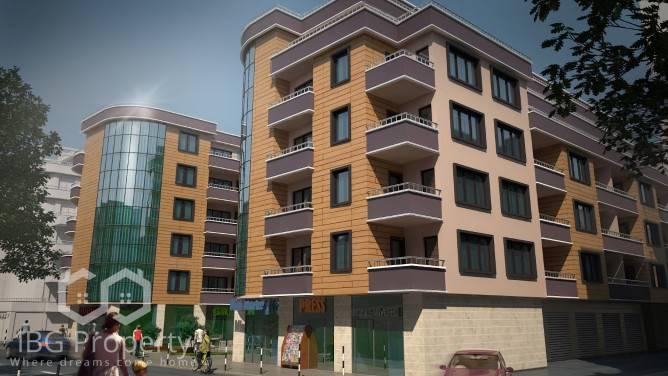 Tристаен апартамент Поморие 113 m2