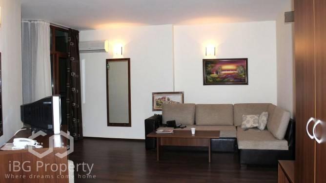Двустаен апартамент Слънчев Бряг 54 m2