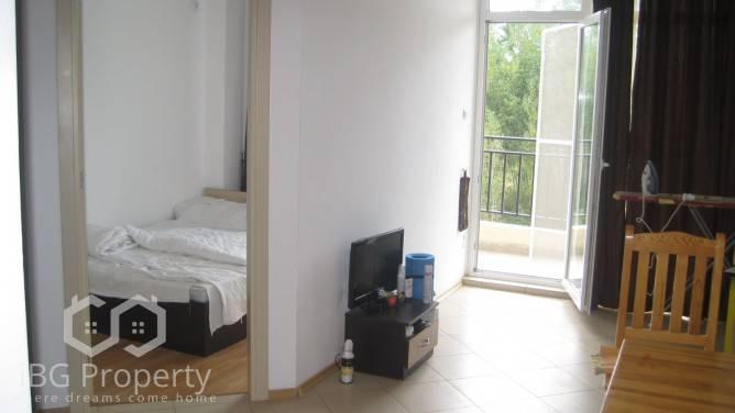 Двустаен апартамент Слънчев Бряг 49 m2