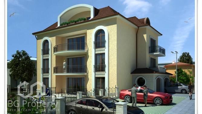 Двустаен апартамент Галата Варна  78 m2