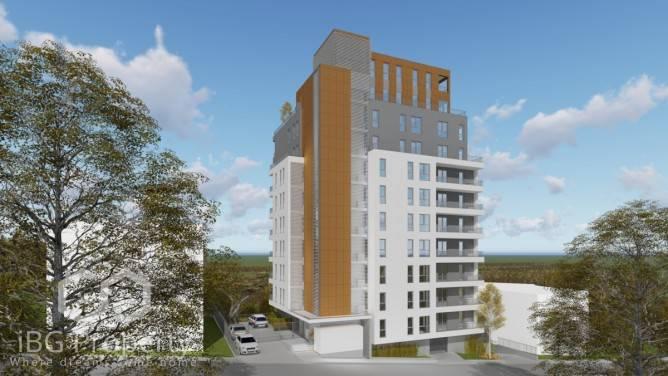 Tристаен апартамент Бриз Варна  95 m2