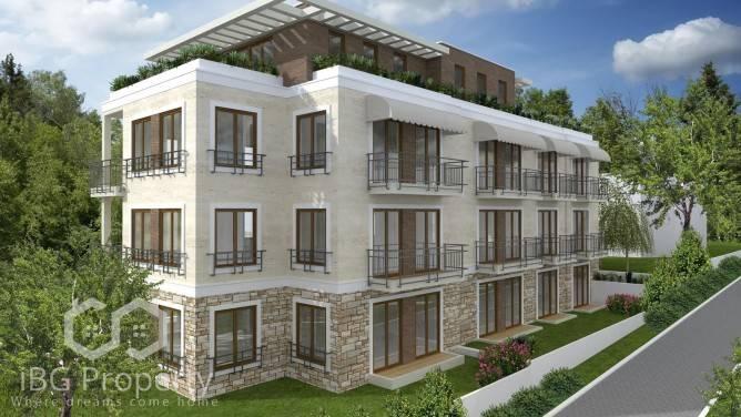 Двустаен апартамент Евксиноград 45 m2