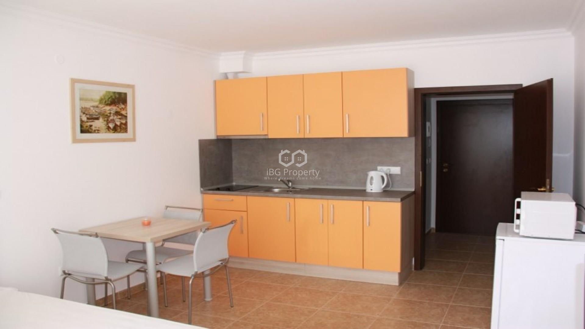 Eдностаен апартамент Свети Влас  38 m2