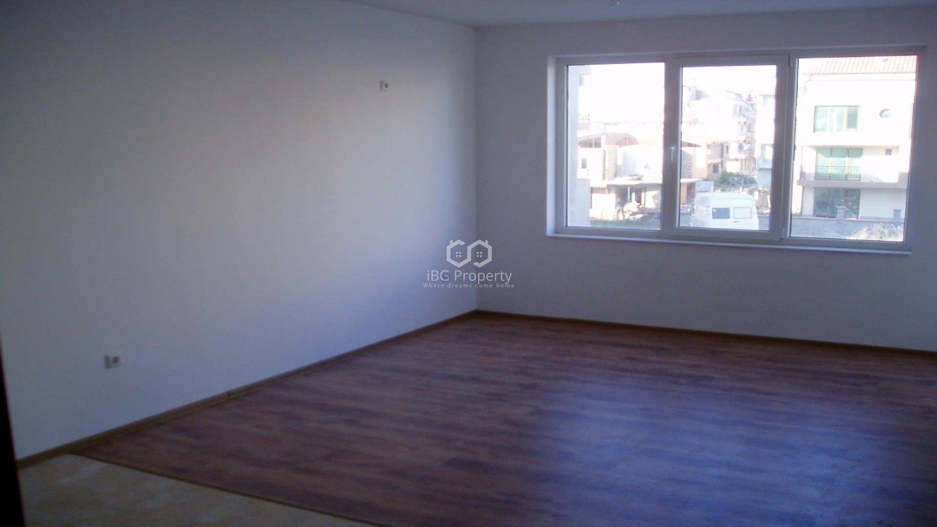 Двустаен апартамент Черно море Несебър 50 m2