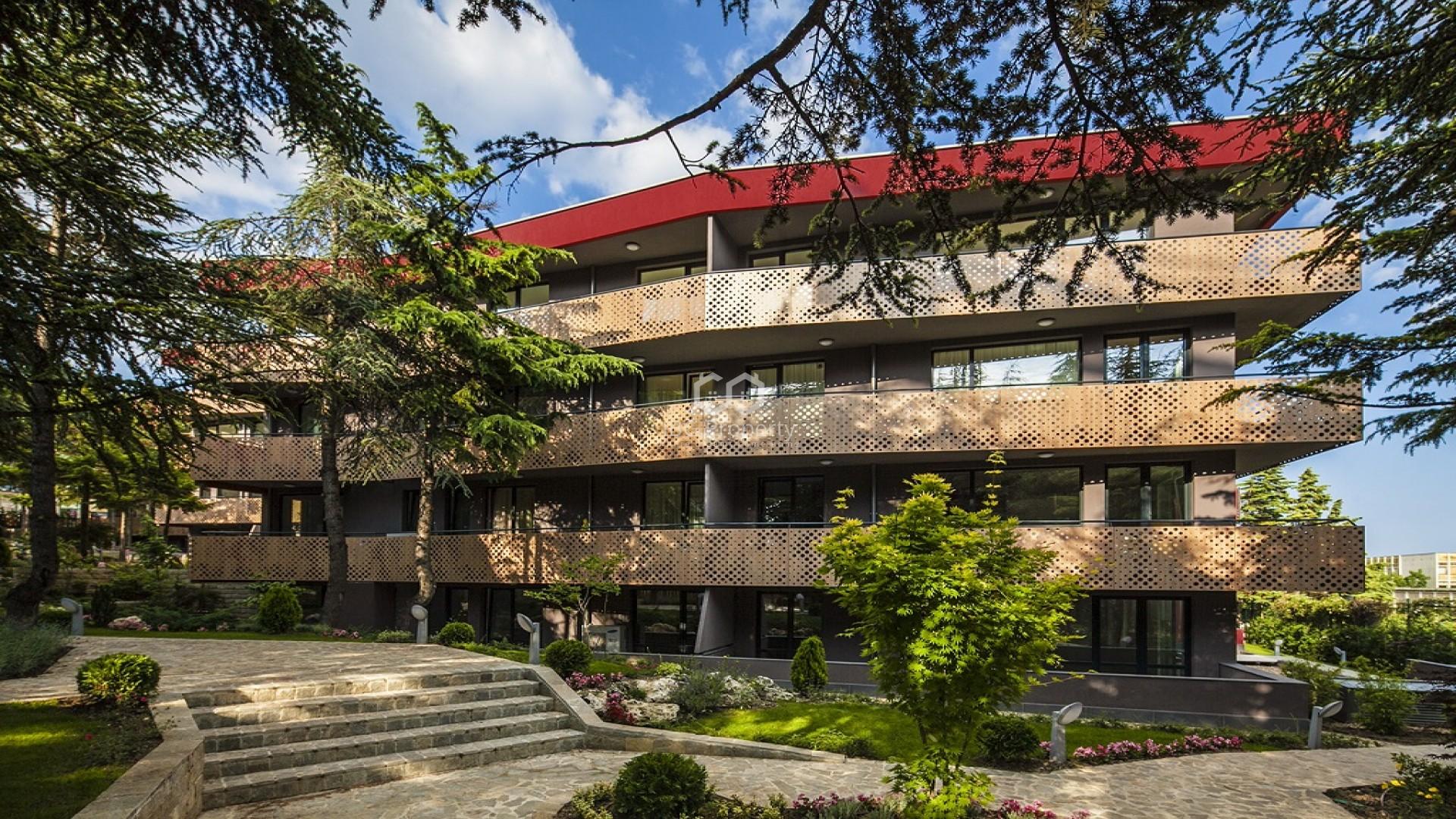Tристаен апартамент Бриз Варна 128 m2