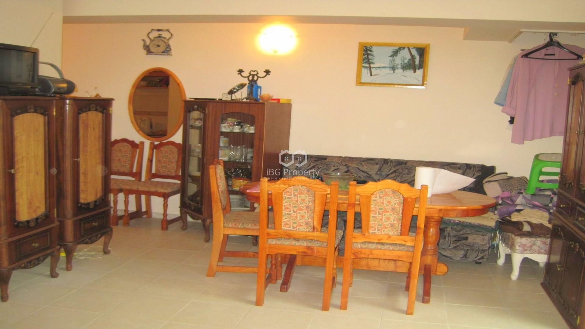 Eдностаен апартамент Свети Влас   59 m2