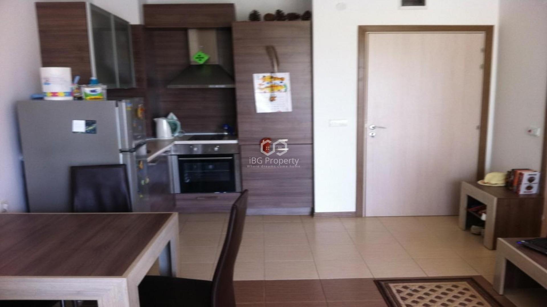 Eдностаен апартамент Черноморец 47 m2