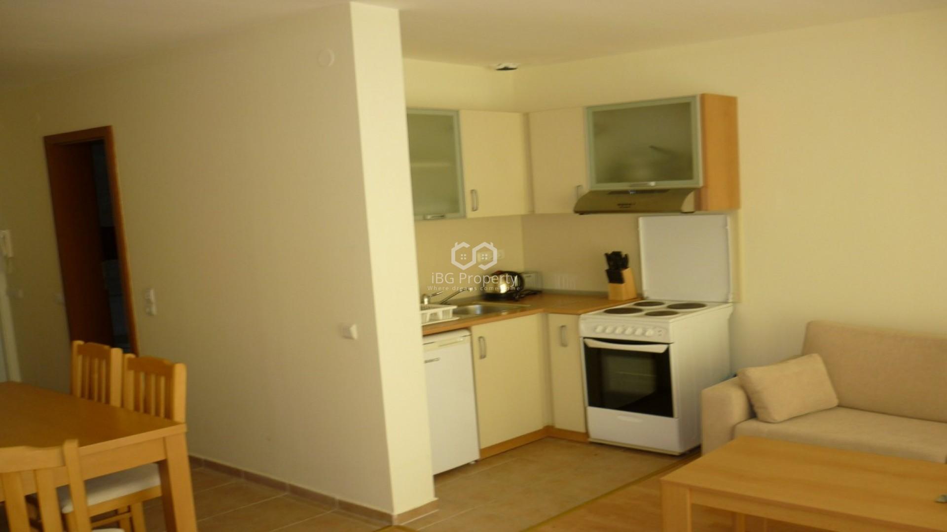 Eдностаен апартамент Елените 48 m2