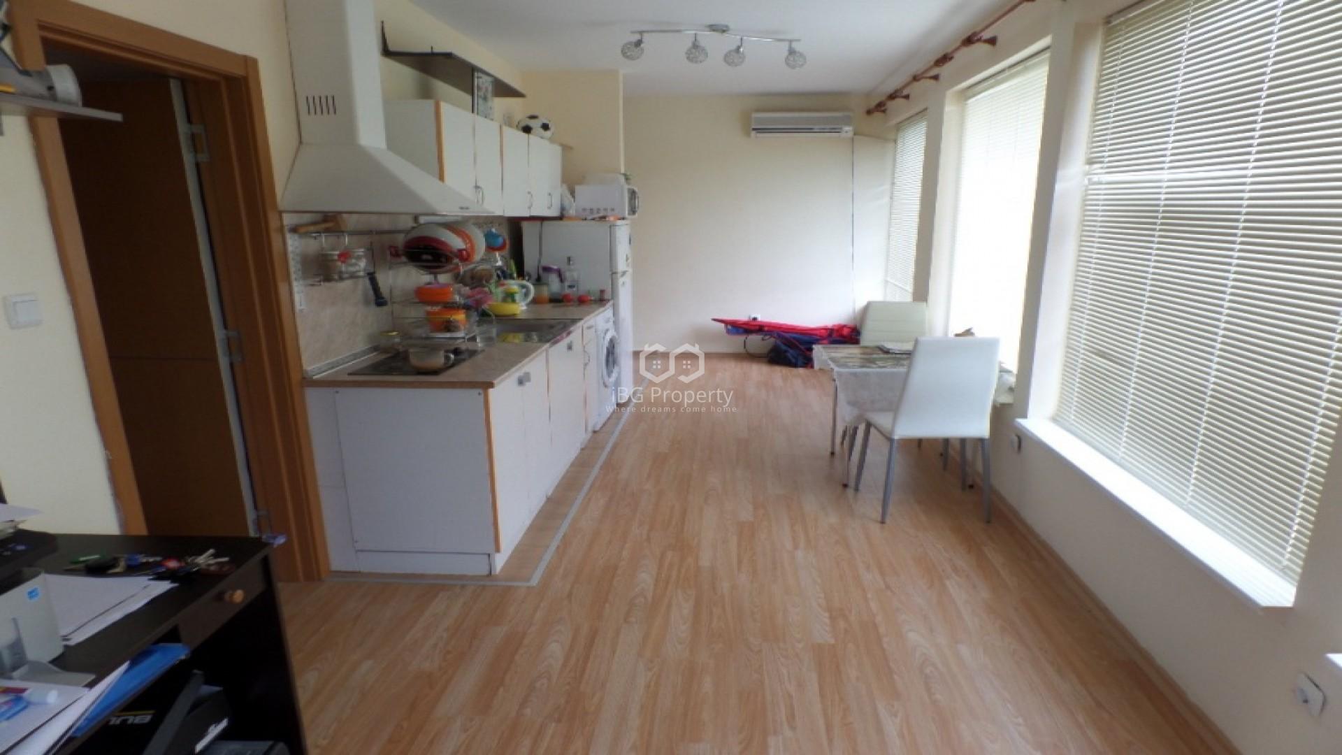 Двустаен апартамент Сарафово Бургас  39 m2