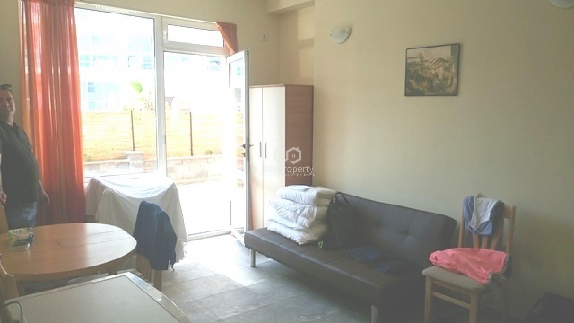 Eдностаен апартамент Слънчев Бряг 41 m2