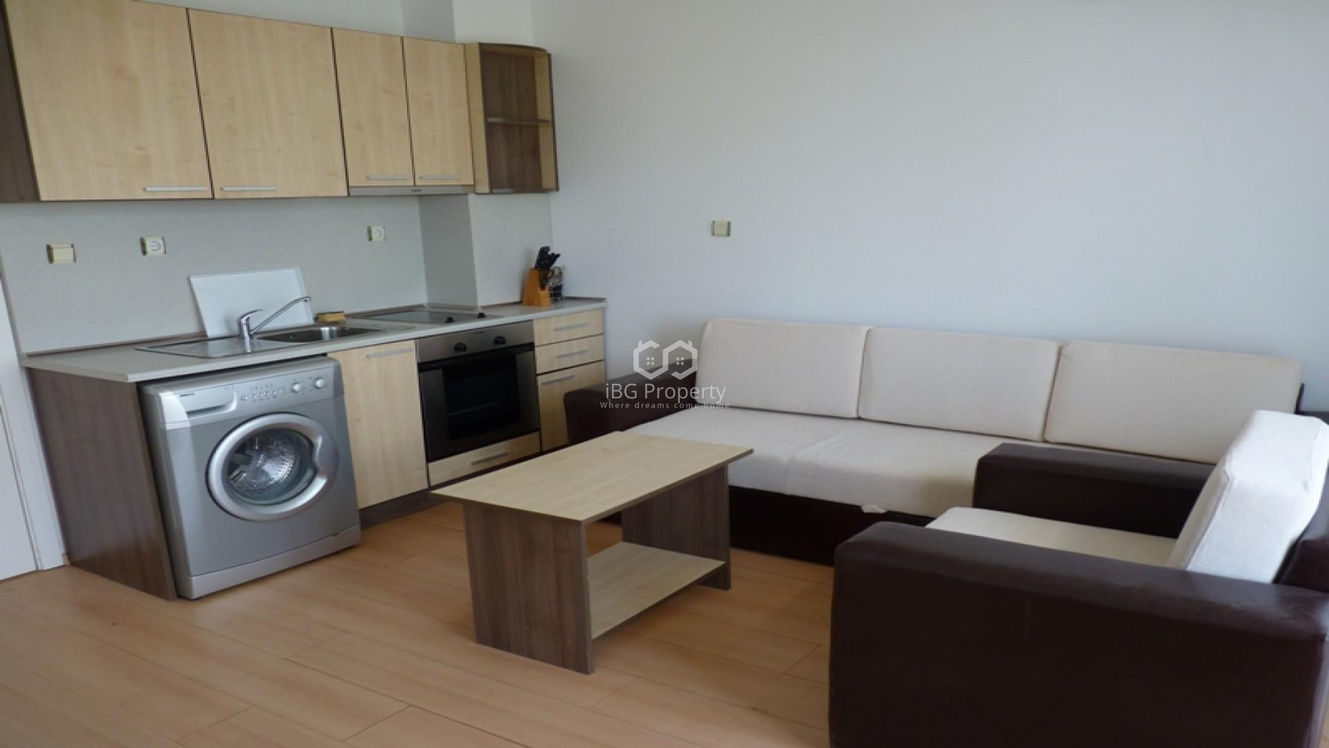Eдностаен апартамент Слънчев Бряг 42 m2