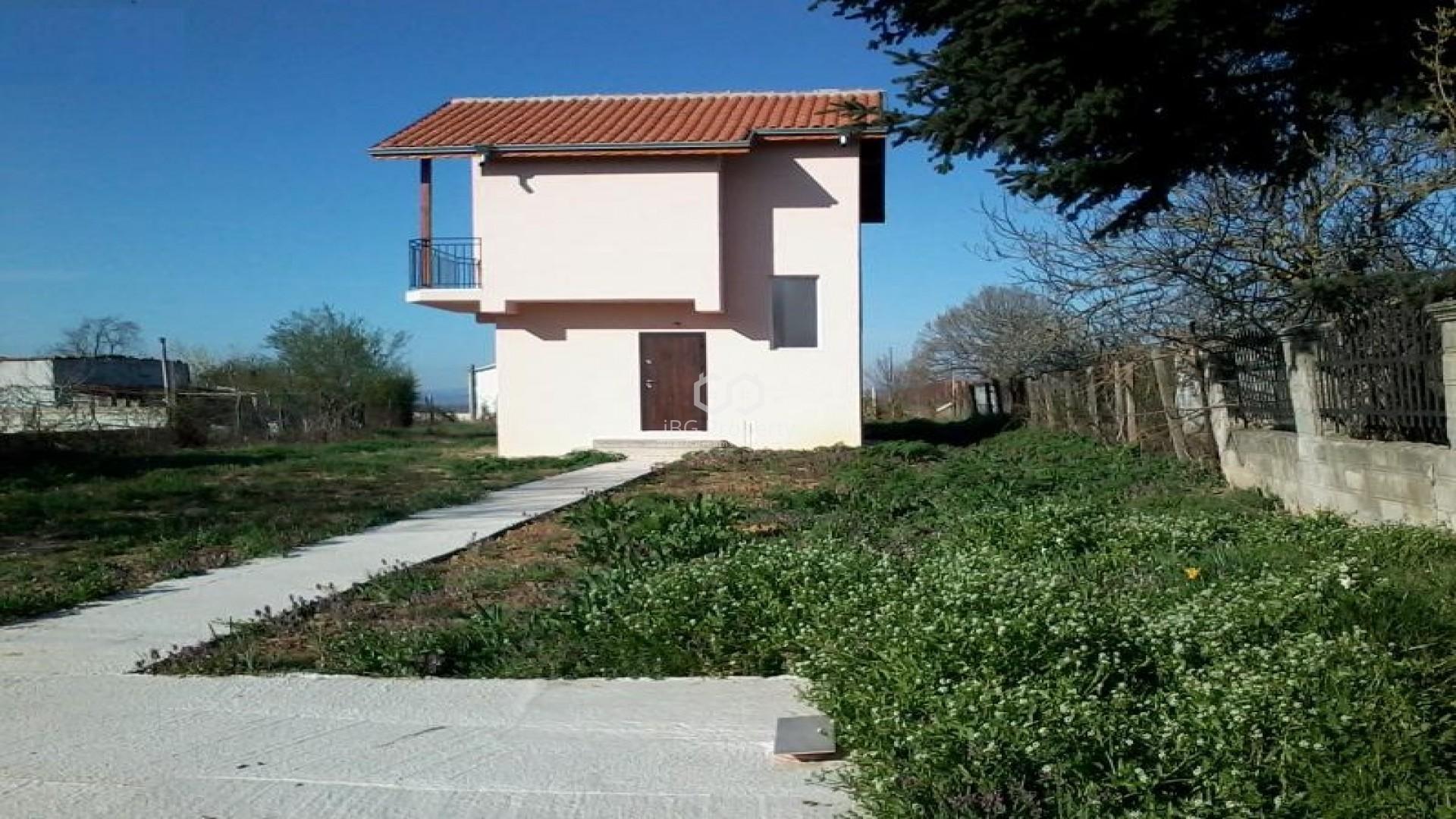 Къща Близнаци 86 m2