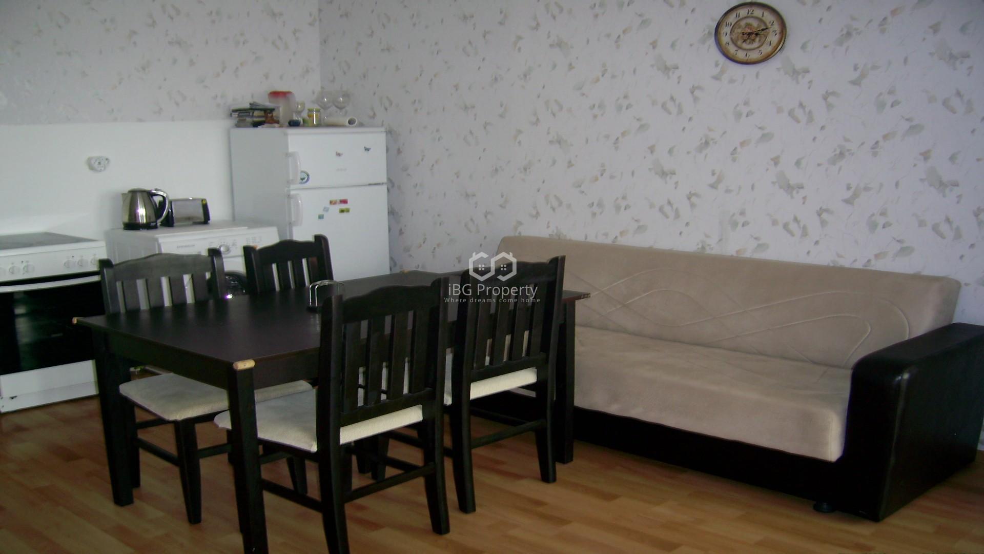 Двустаен апартамент Кошарица 60 m2