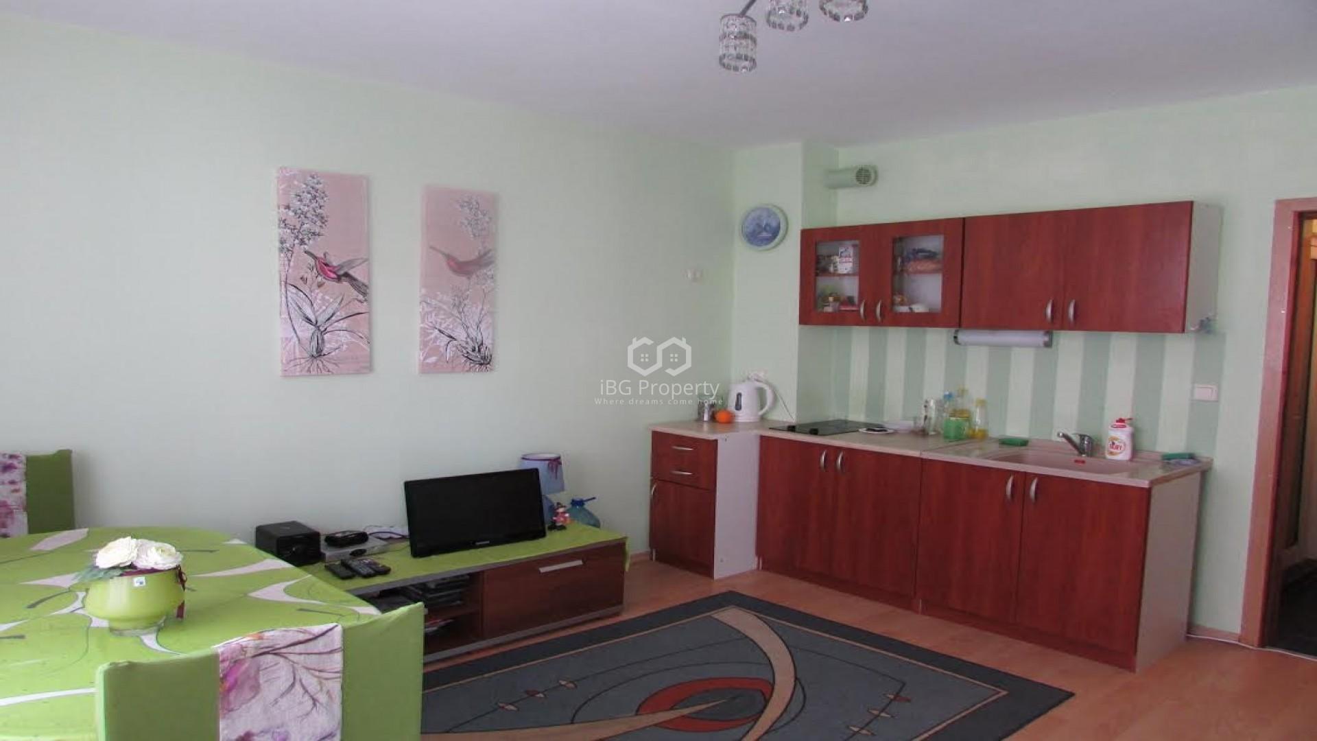 Двустаен апартамент Равда 46 m2
