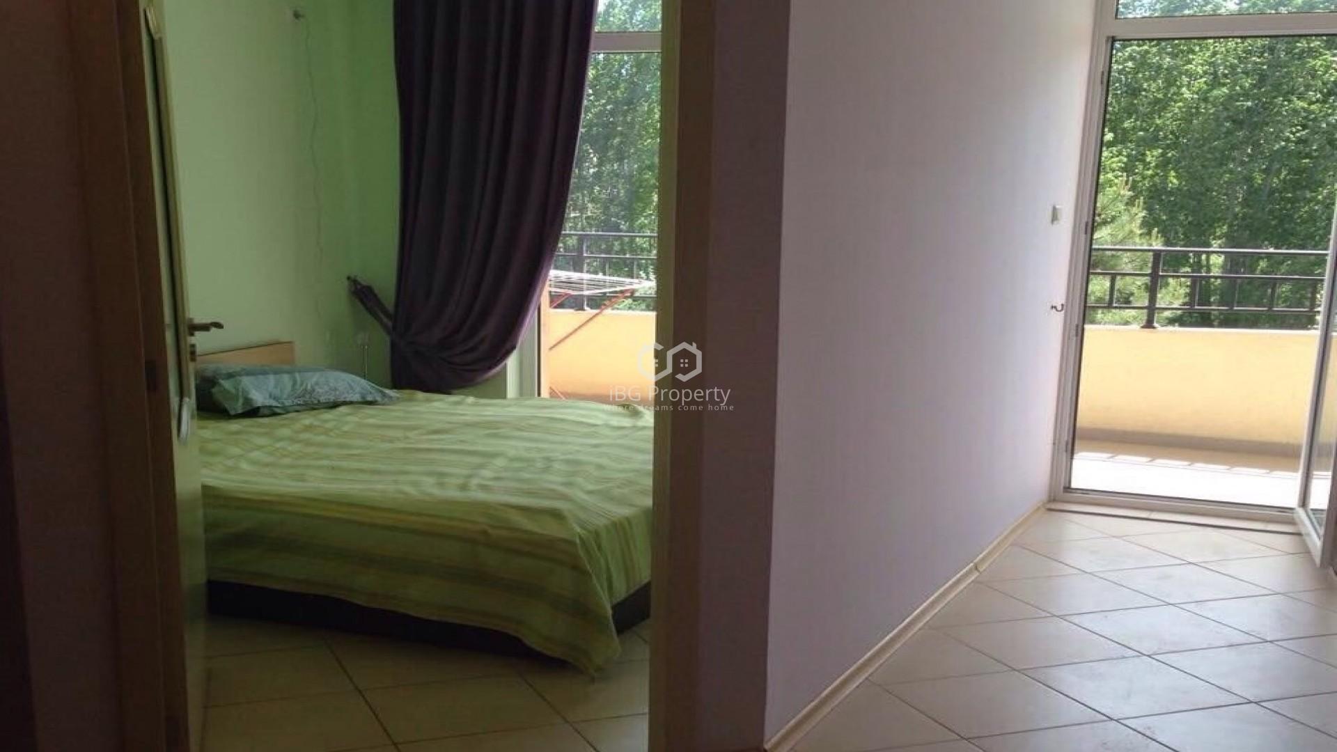 Двустаен апартамент Слънчев Бряг 48 m2