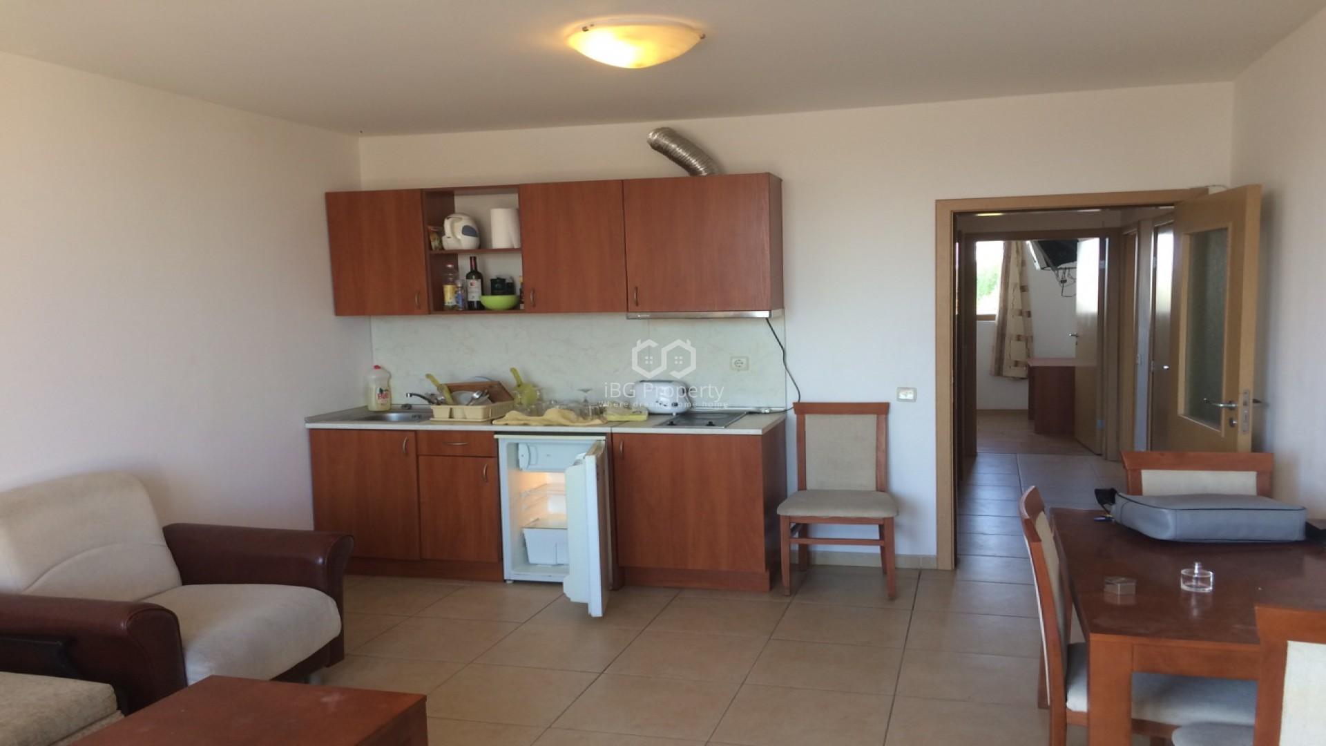Tристаен апартамент Слънчев Бряг 110 m2