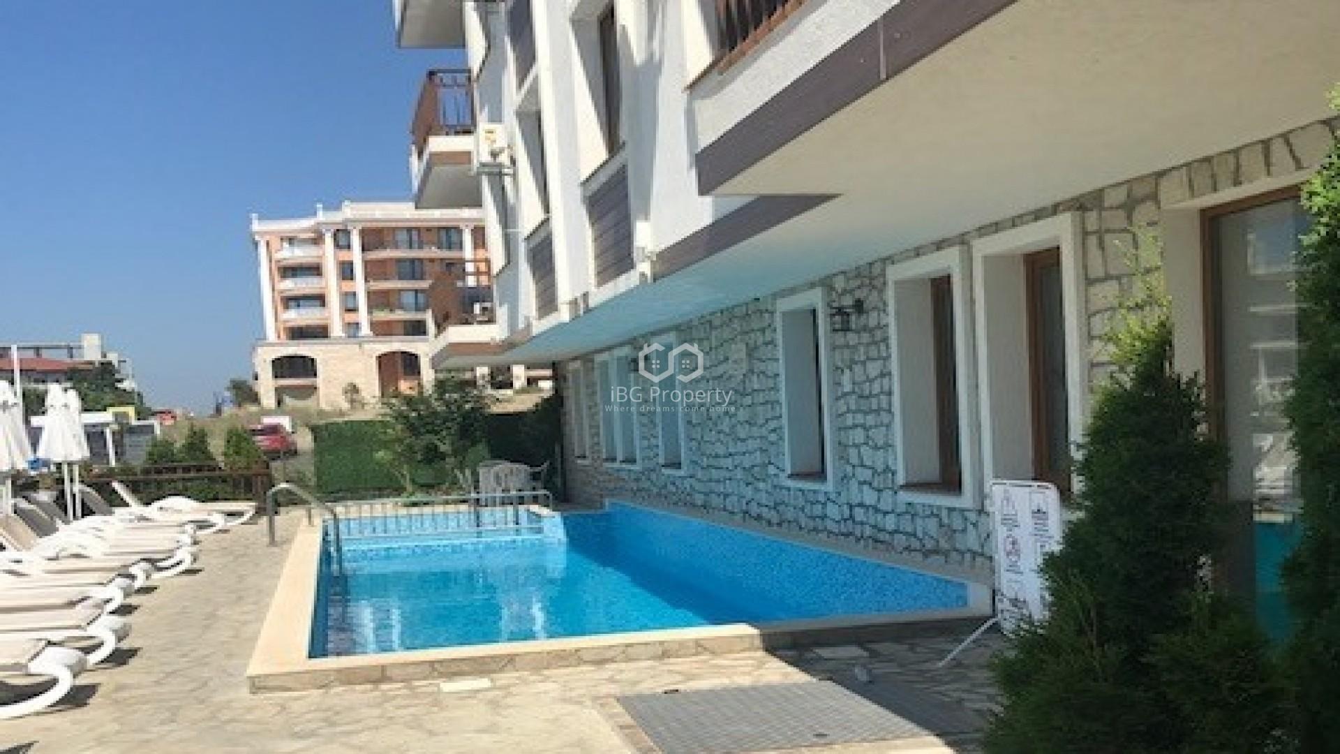 Eдностаен апартамент Свети Влас  33 m2