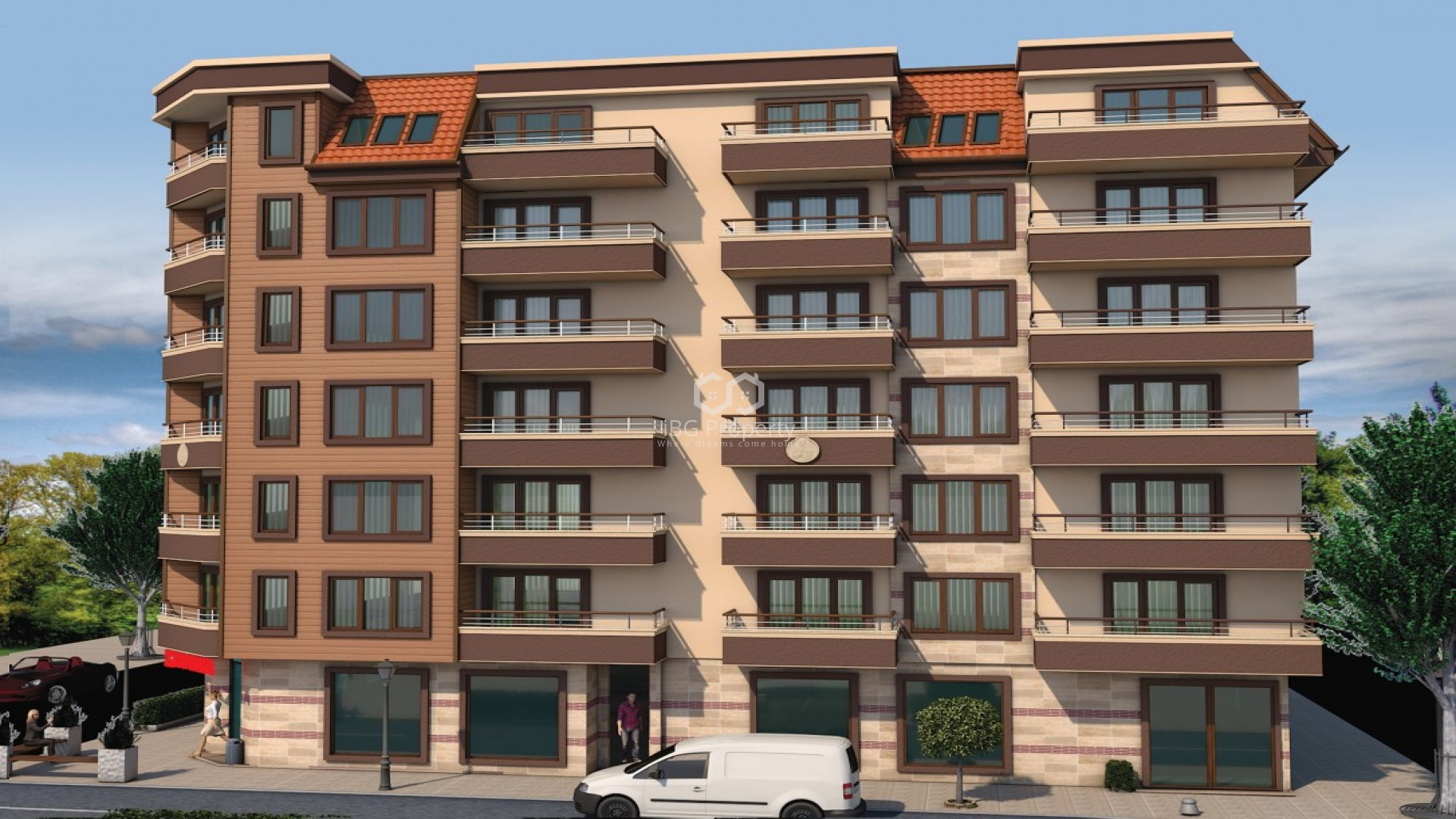 Tристаен апартамент Братя Миладинови Бургас  85 m2