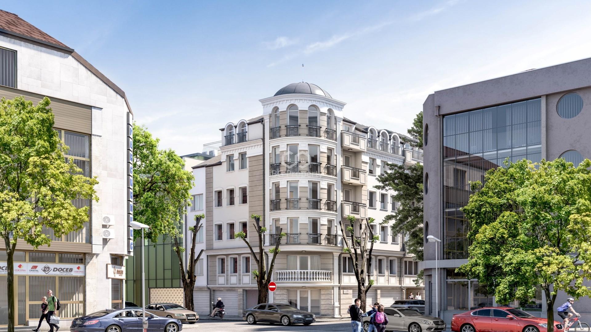 Двустаен апартамент Гръцка Махала Варна 73 m2