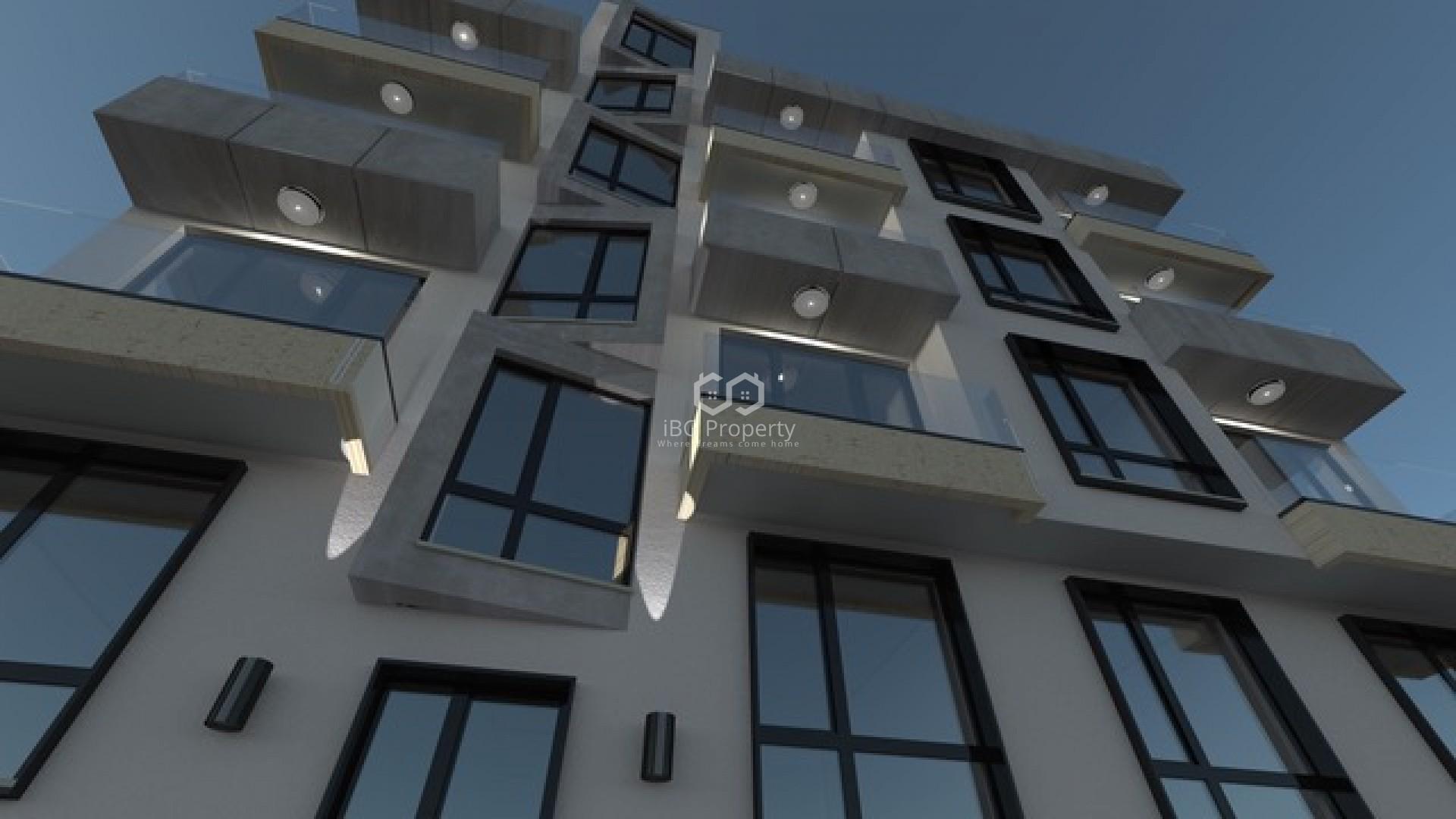 Двустаен апартамент Цветен квартал Варна 56 m2