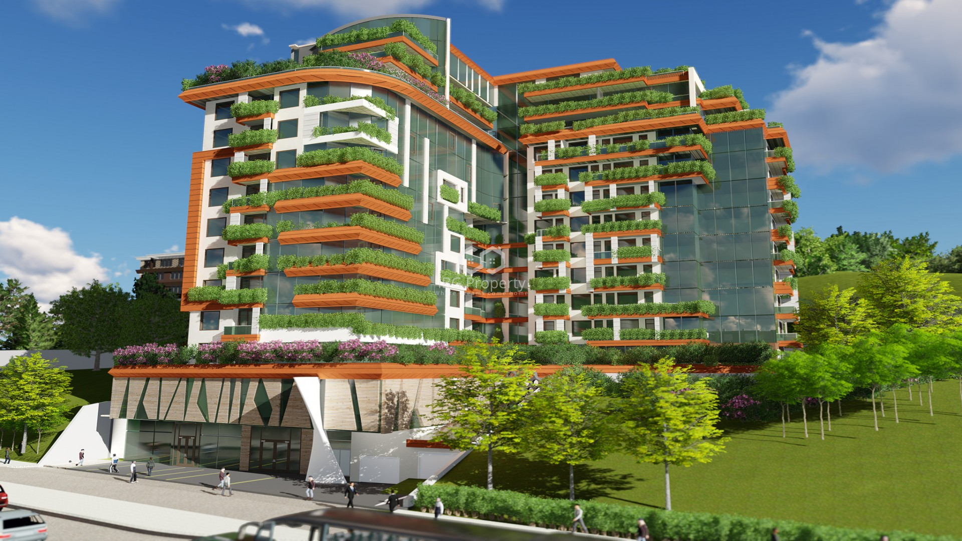 Двустаен апартамент Бриз Варна 69 m2