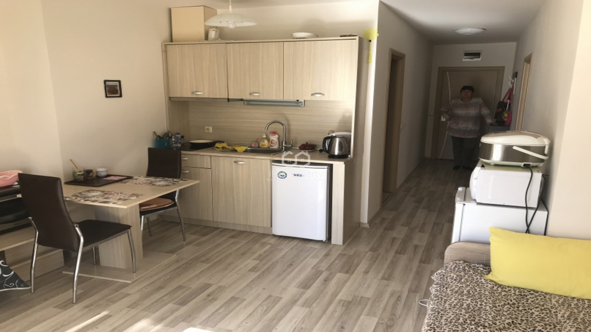 Двустаен апартамент Слънчев Бряг 60 m2