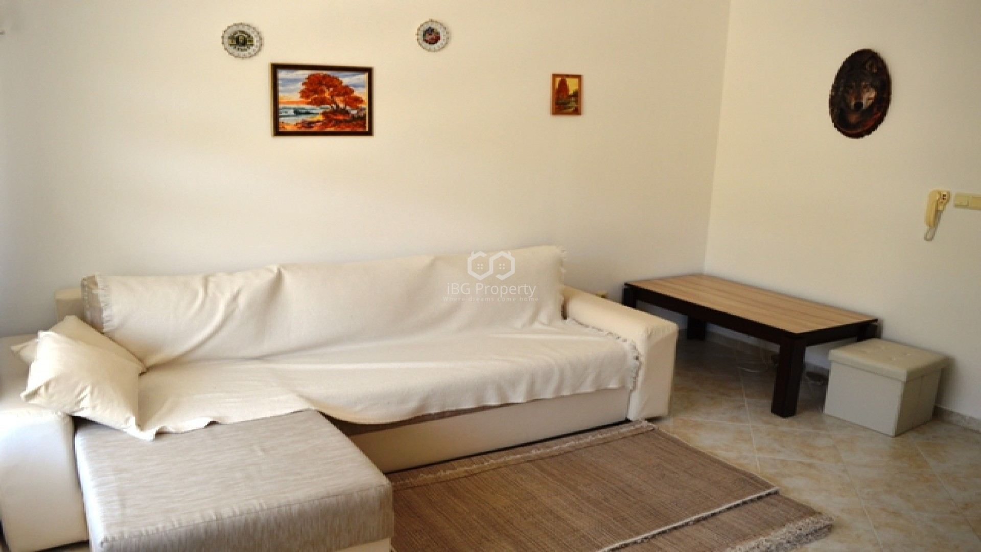 Едностаен апартамент Кошарица 32 m2
