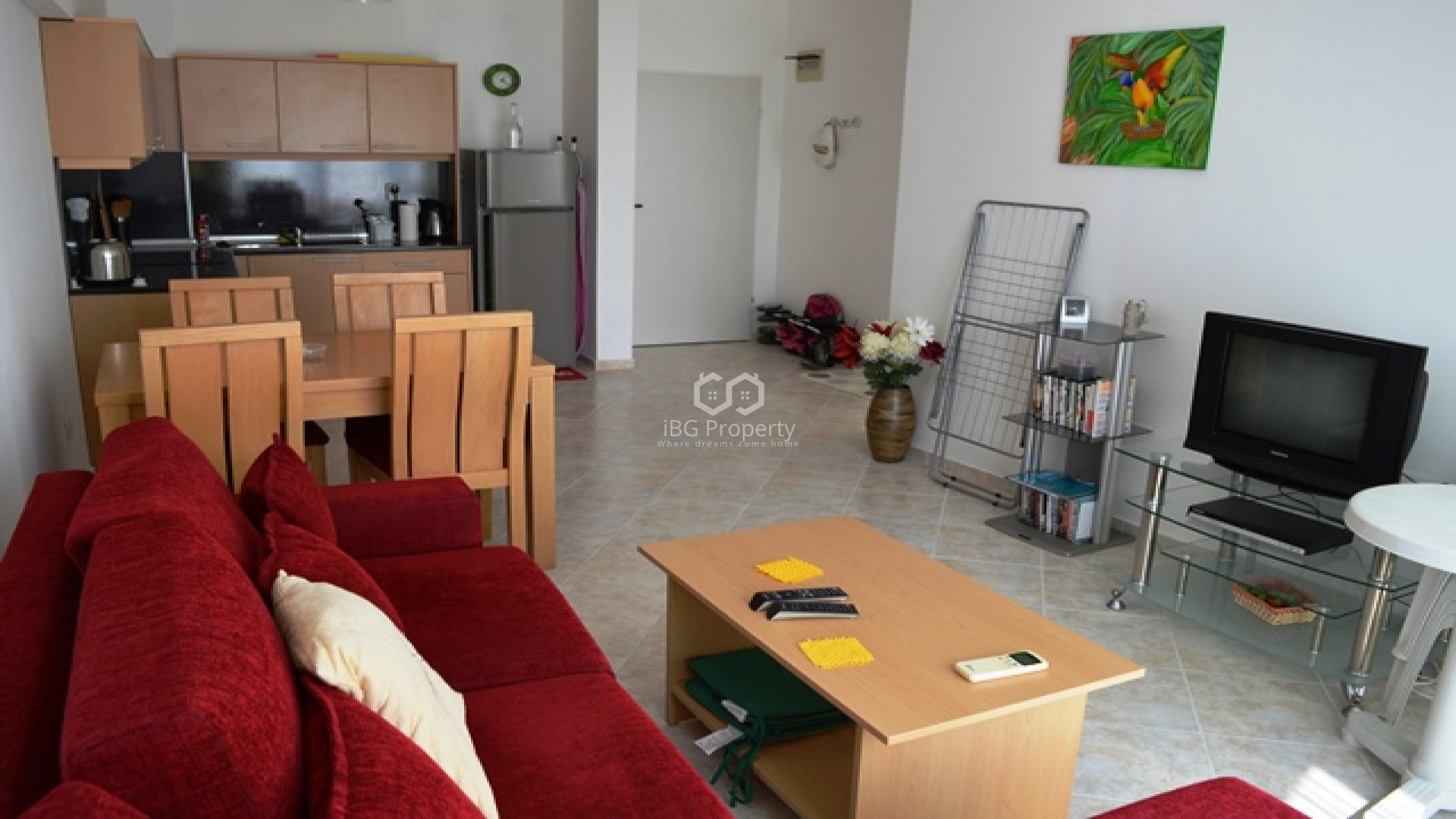 Двустаен апартамент Кошарица 65 m2