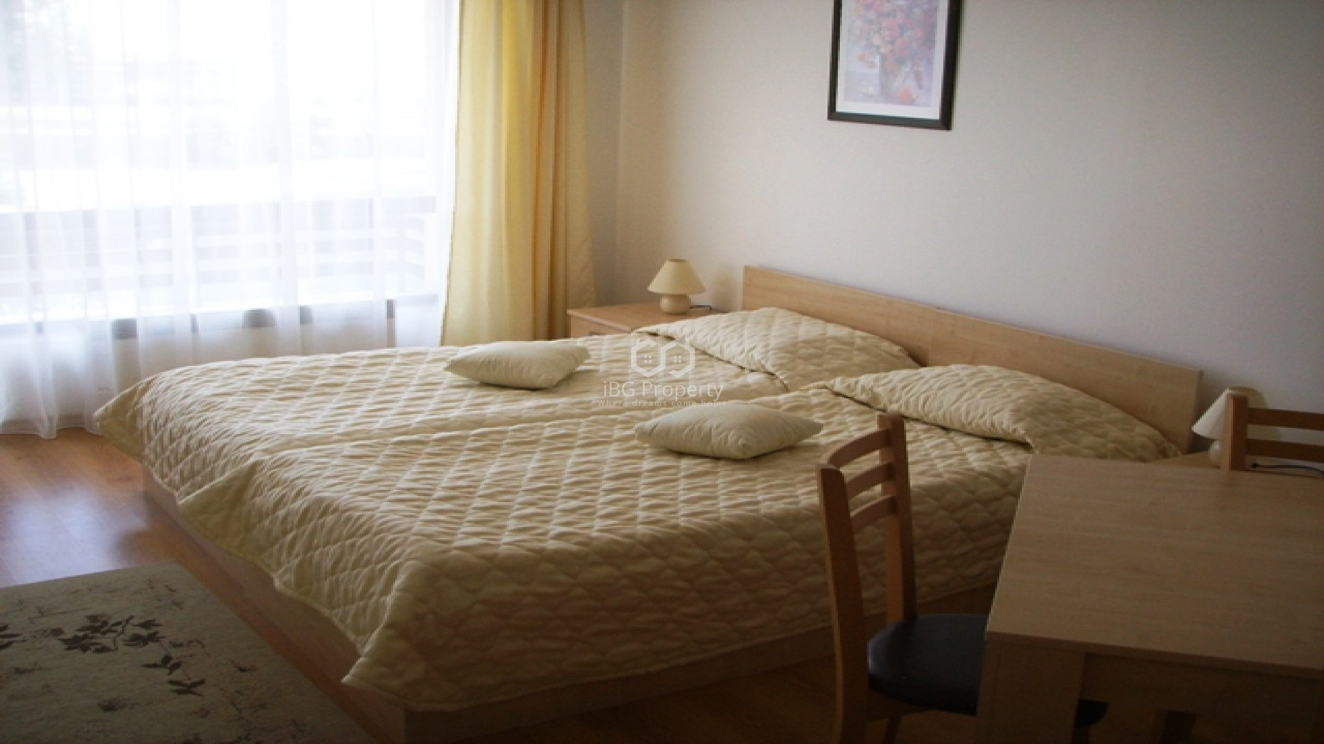 Едностаен апартамент Банско 44 m2