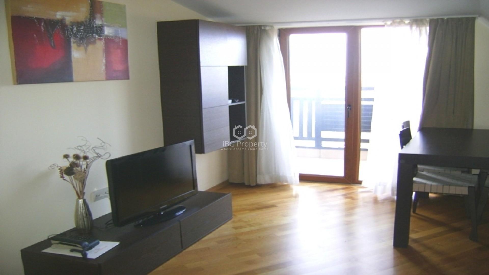 Тристаен апартамент Банско 94 m2