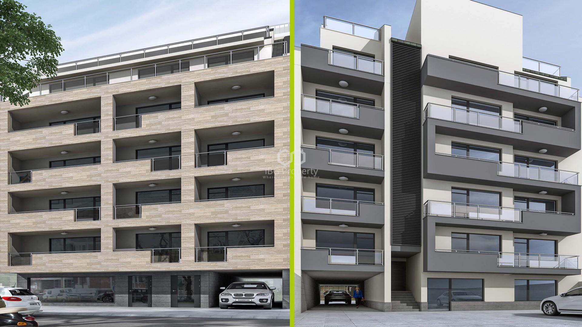 Тристаен апартамент Чаталджа Варна 120 m2
