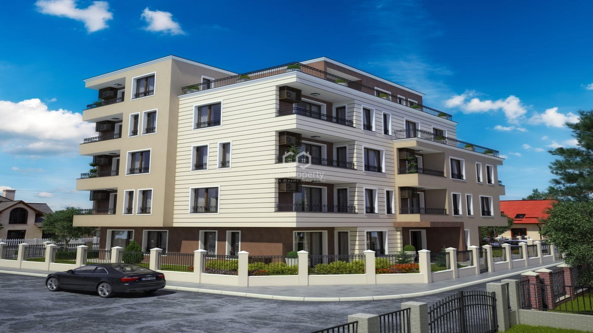 Едностаен апартамент Равда 41 m2