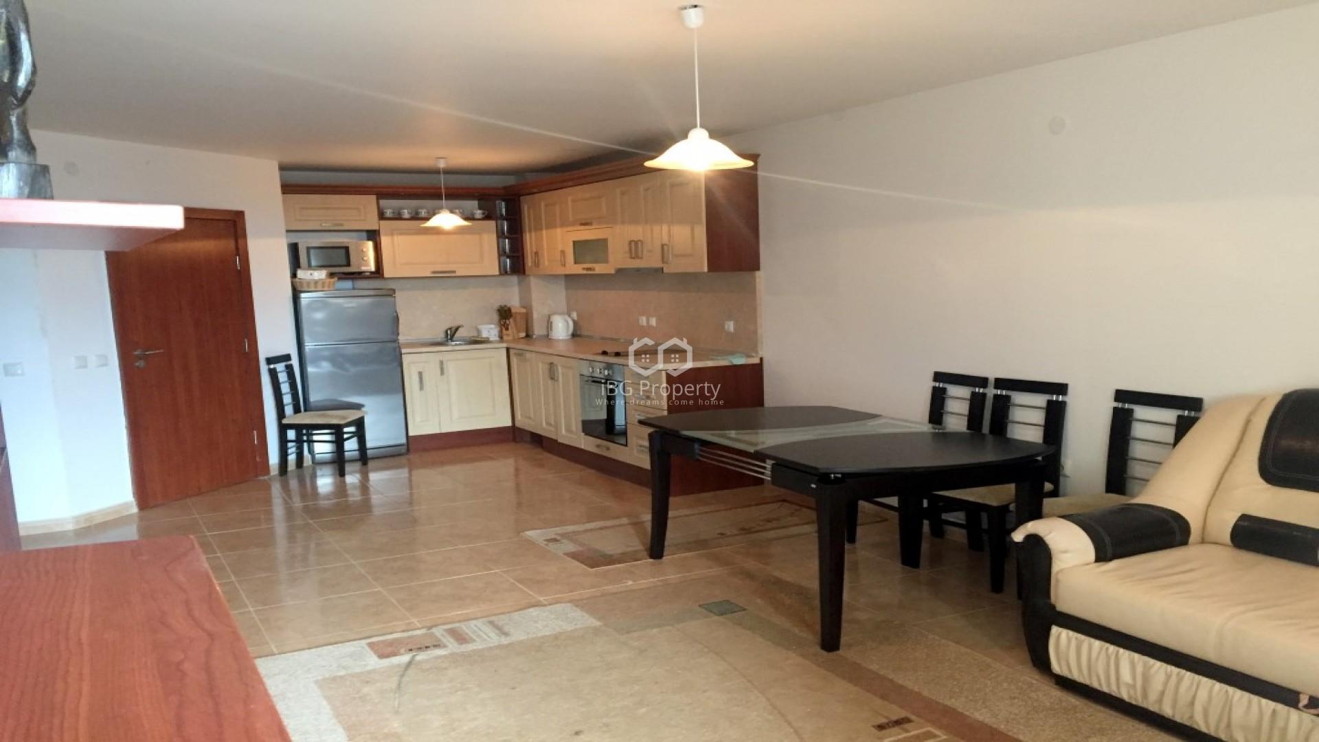 Tристаен апартамент Свети Влас  68 m2