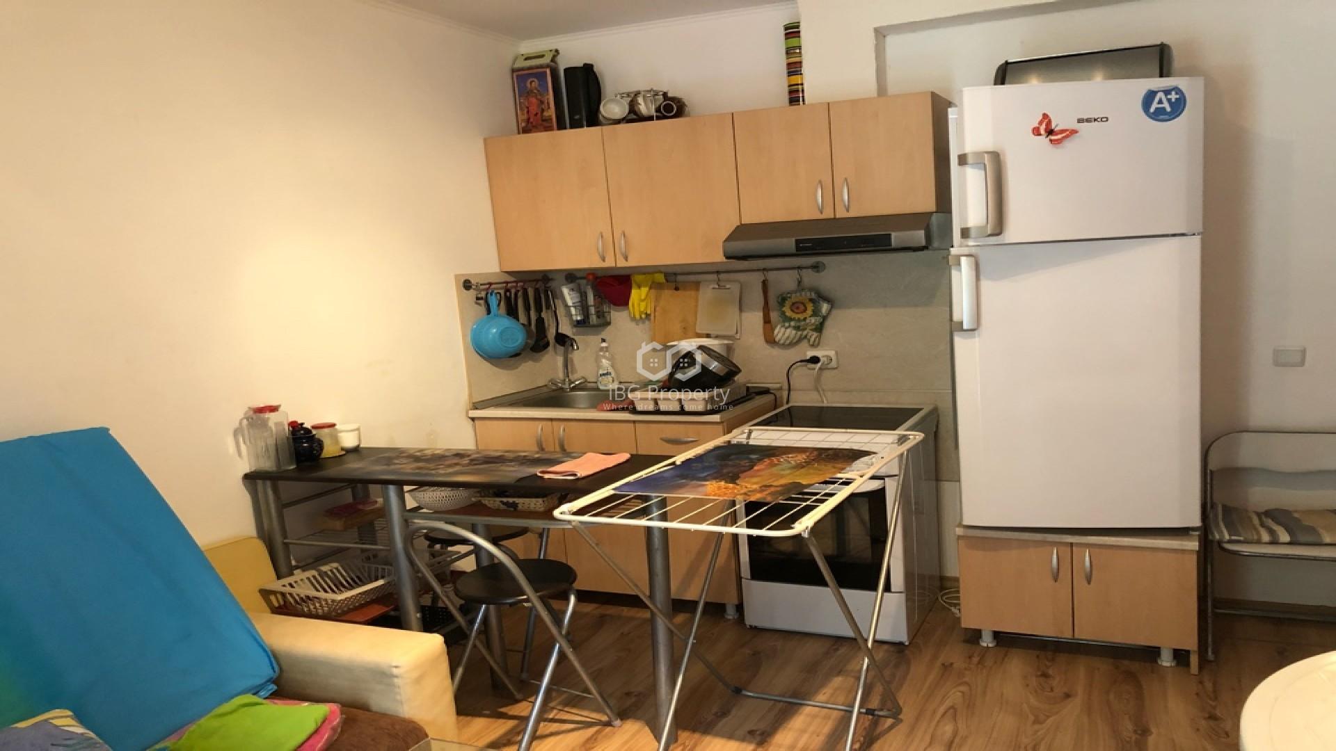 Eдностаен апартамент Св. Св. Константин и Елена 35 m2