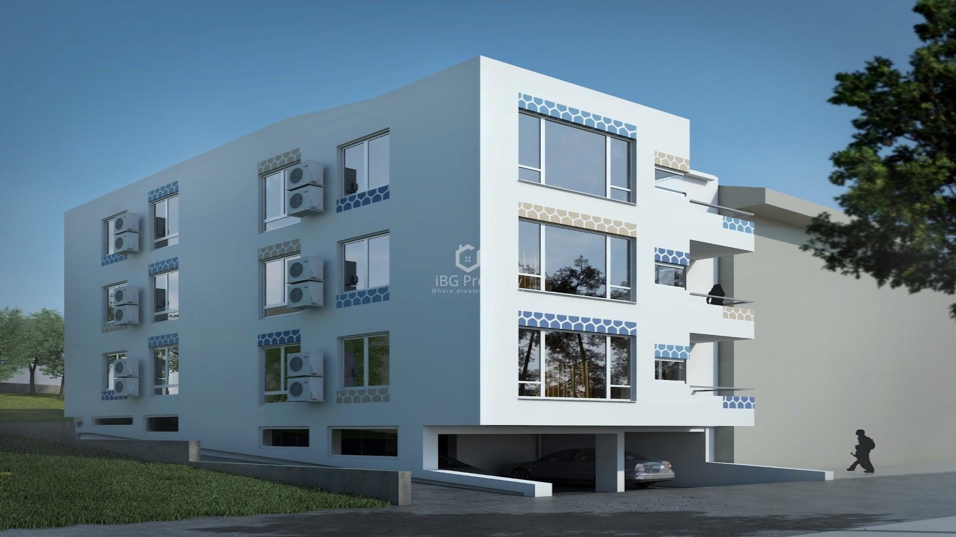 Тристаен апартамент Виница Варна 99 m2