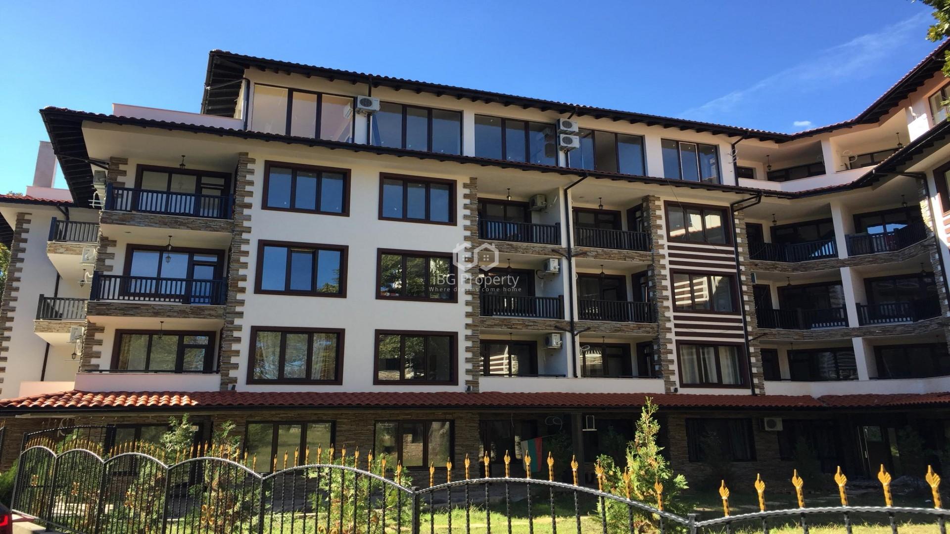 Tристаен апартамент Приморско 87 m2