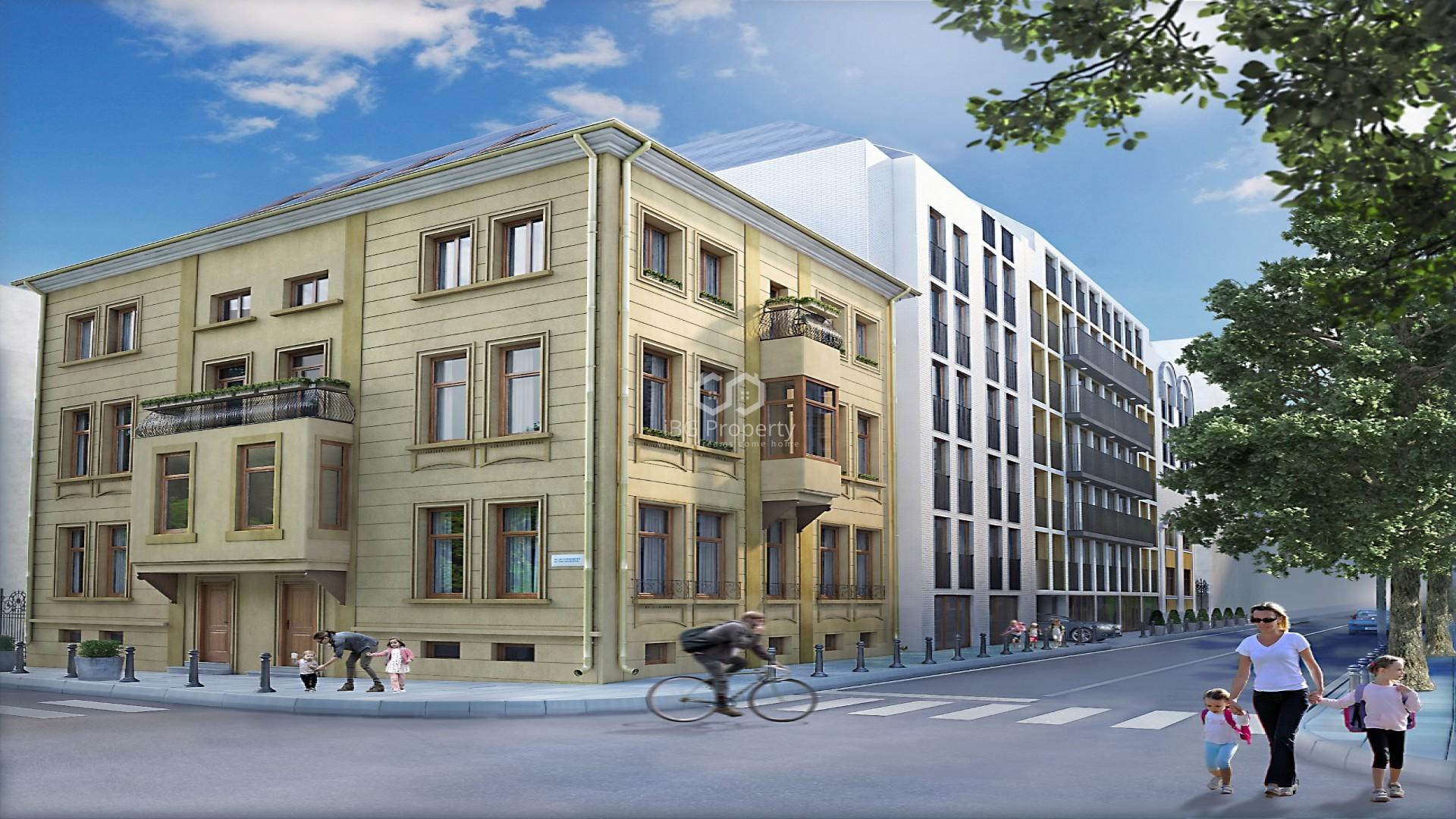 Тристаен апартамент Гръцка махала Варна 103 m2