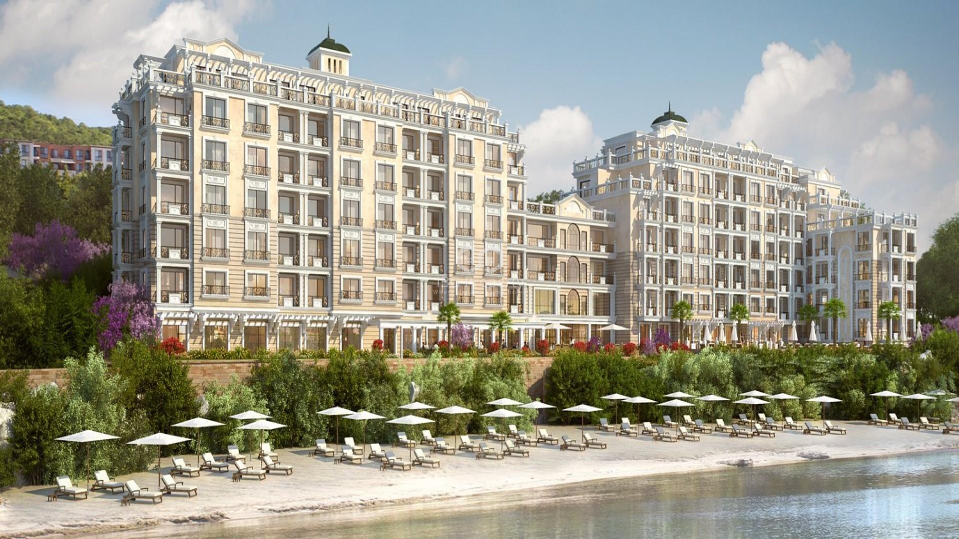 Двустаен апартамент Свети Влас 51 m2