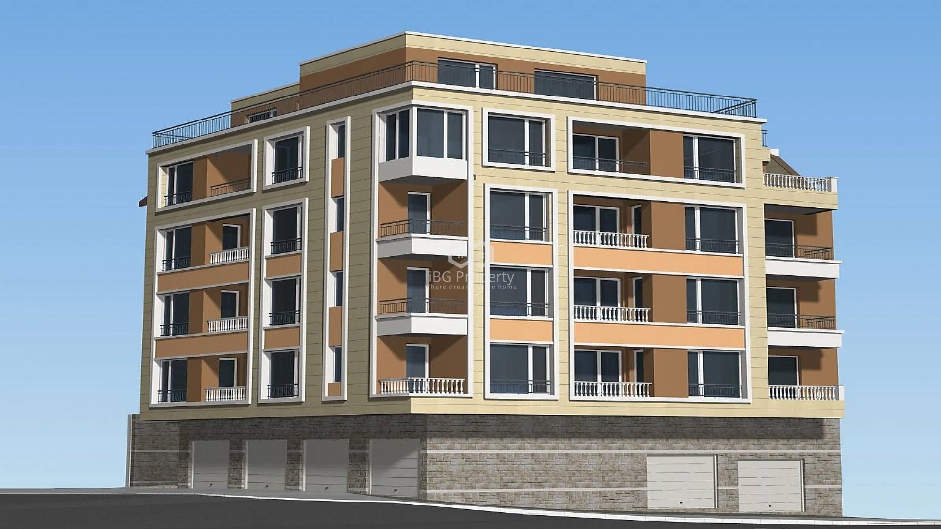 Тристаен апартамент Сарафово Бургас 99 m2