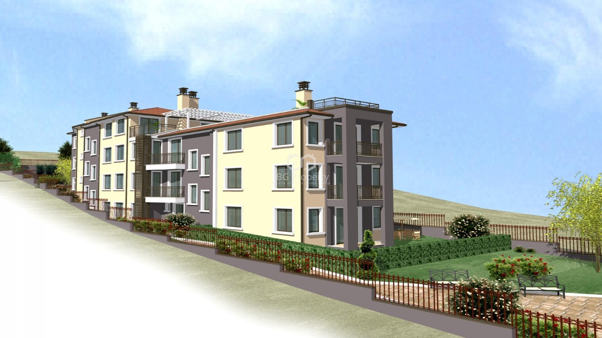 Двустаен апартамент Свети Никола Варна 70 m2