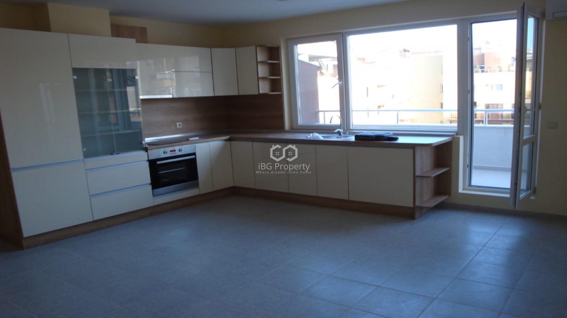 Тристаен апартамент Поморие 93 m2