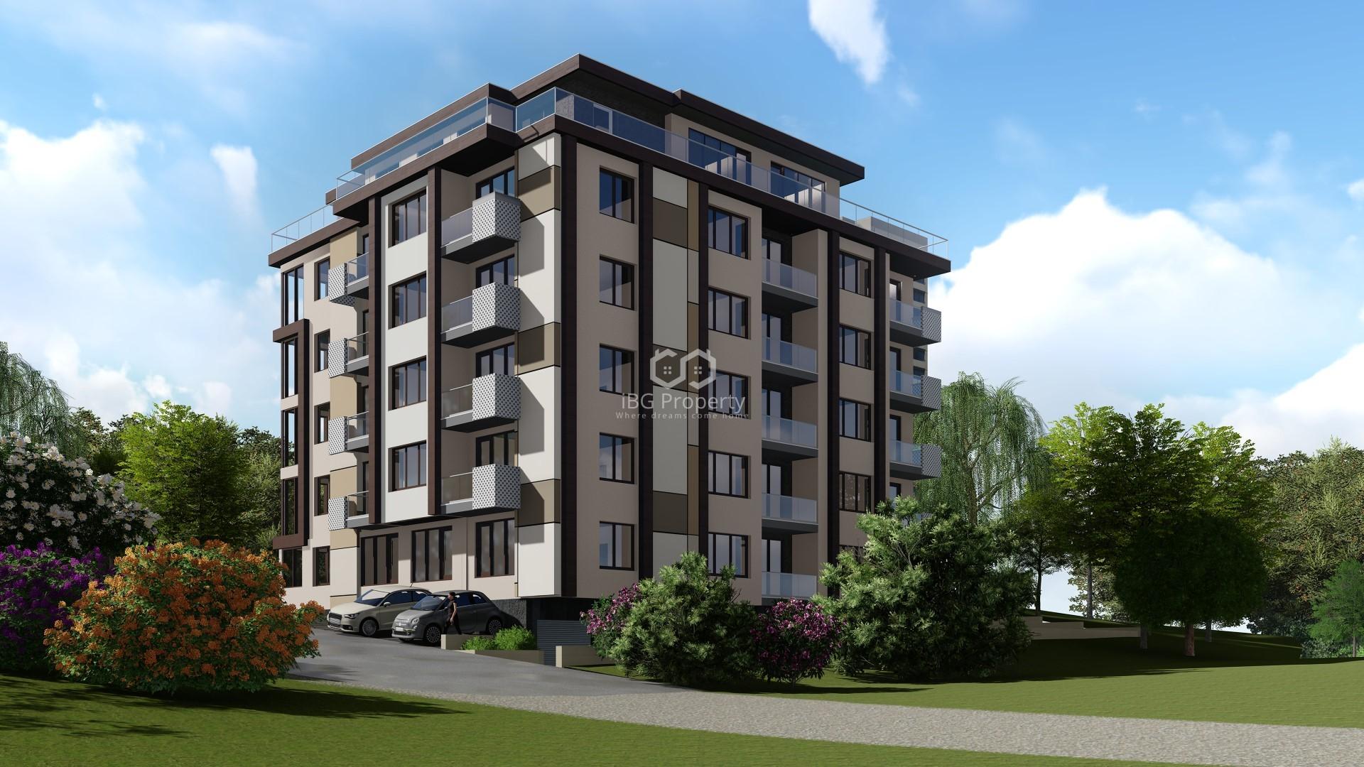 Тристаен апартамент Младост Варна 85 m2