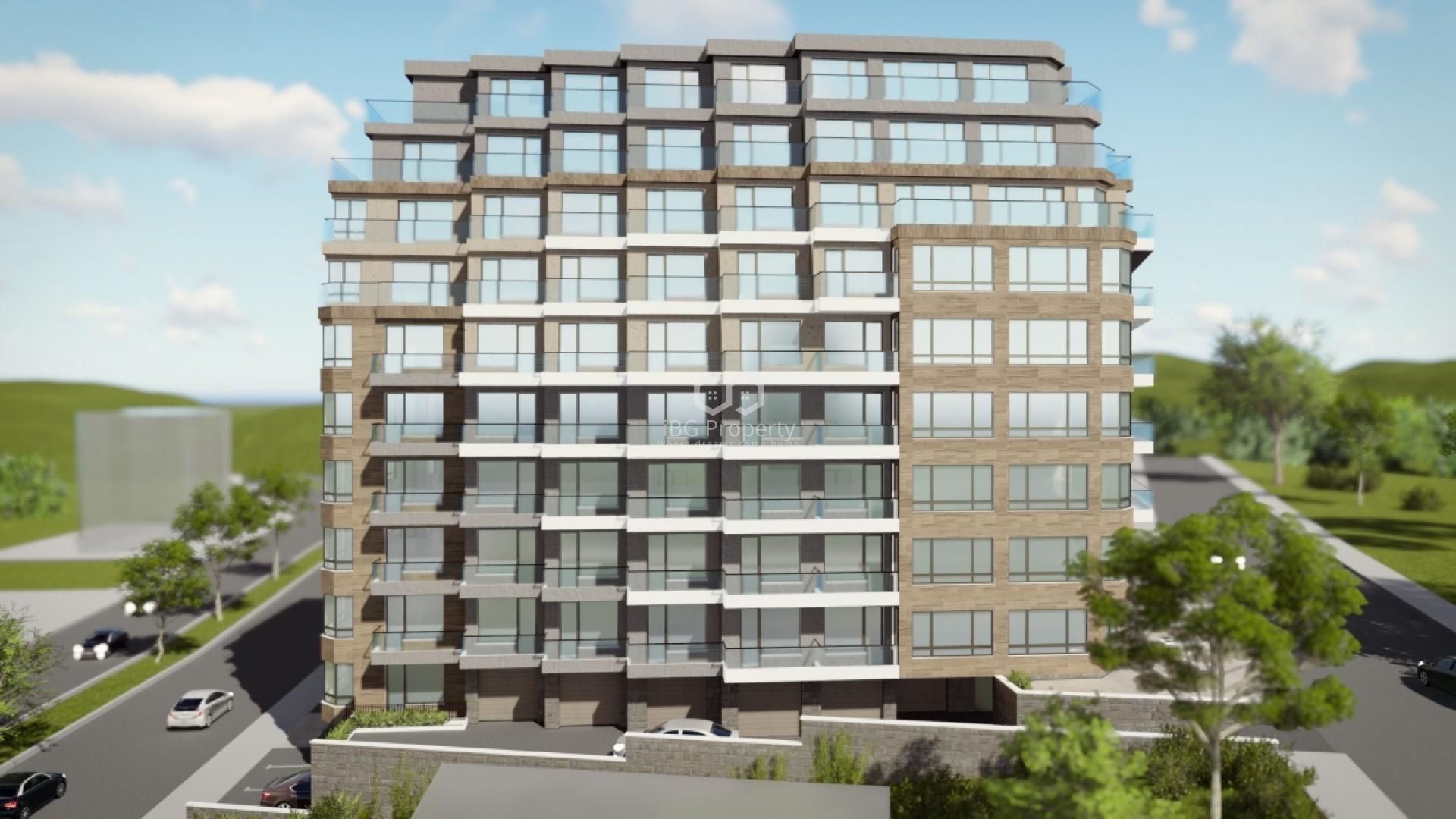 Тристаен апартамент Левски Варна 109 m2