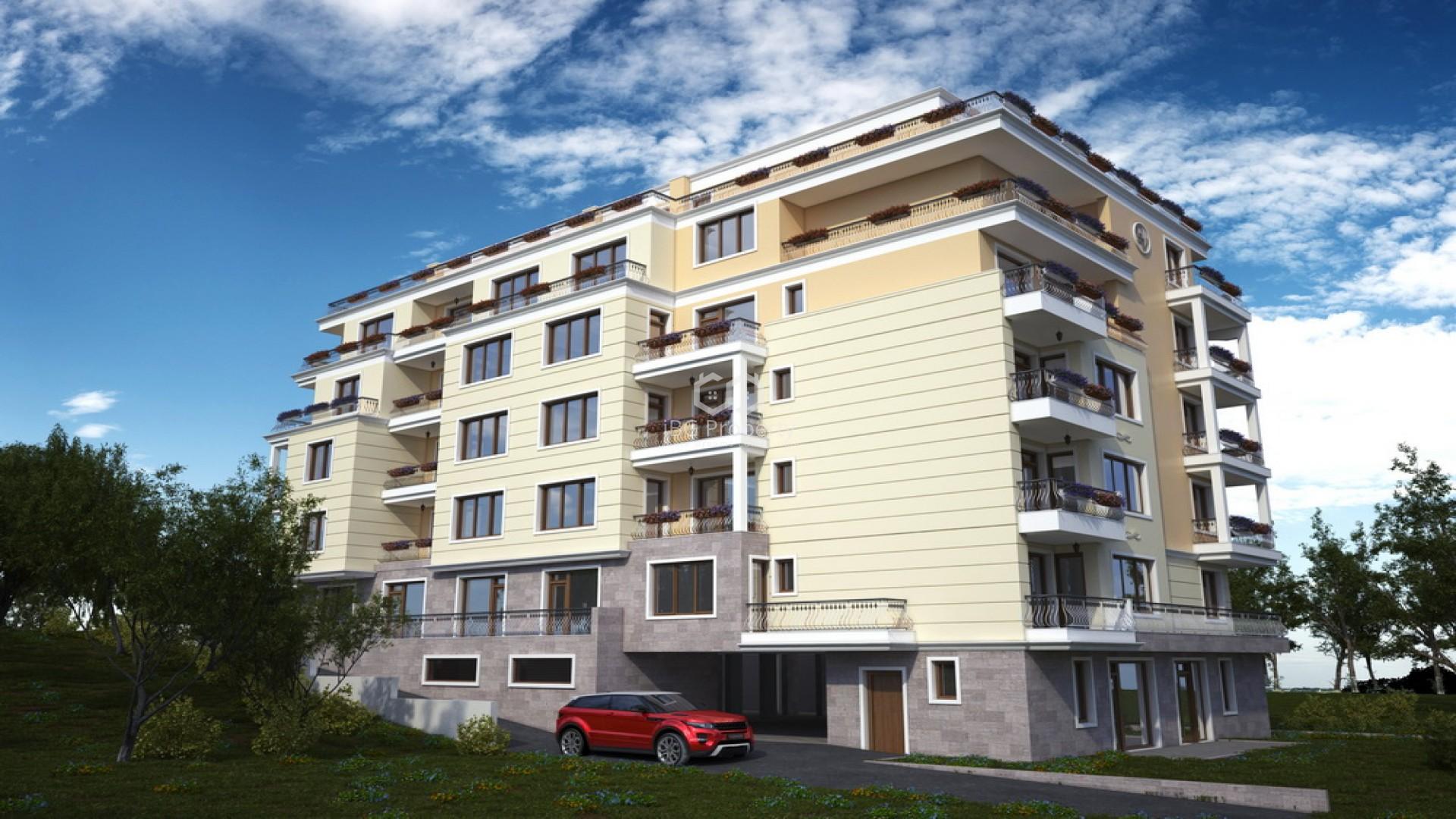 Едностаен апартамент Свети Влас 31 m2