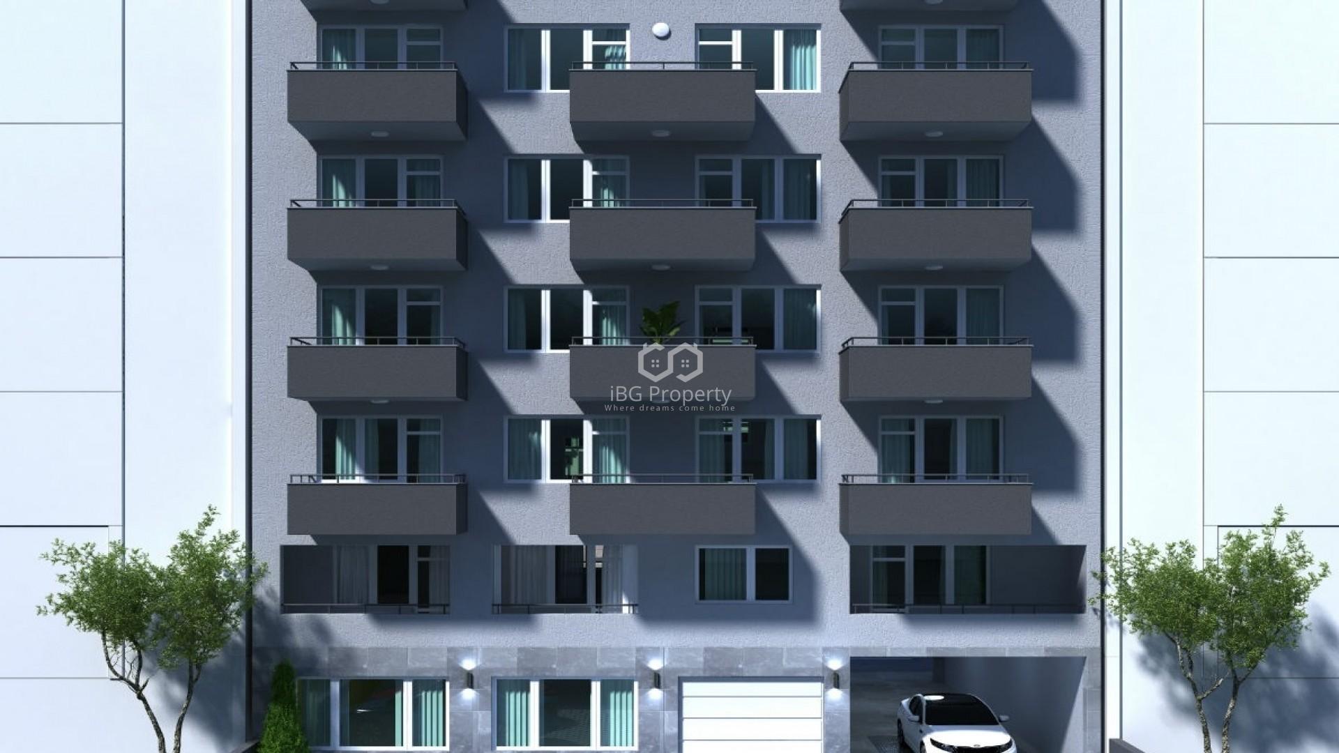 Тристаен апартамент Колхозен пазар Варна 108 m2