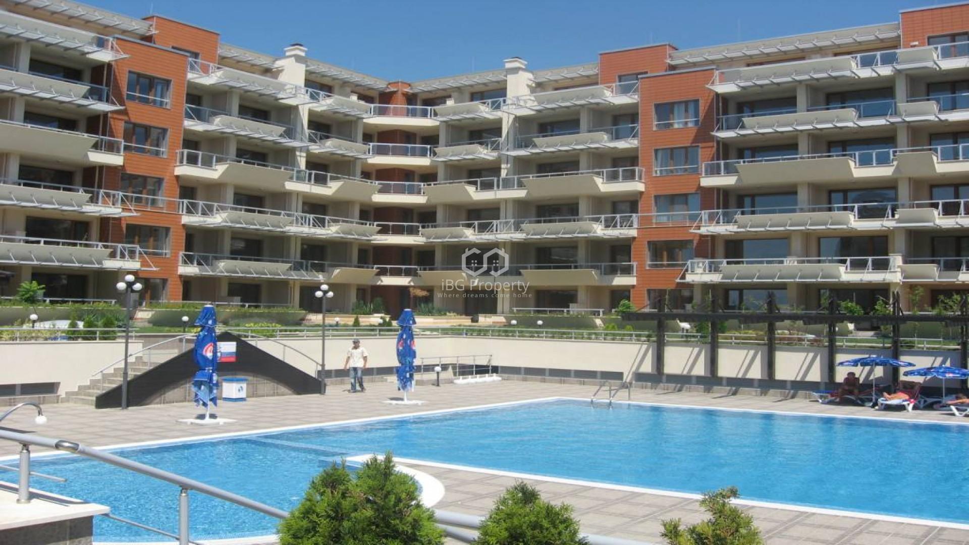 Eдностаен апартамент Поморие 79 m2