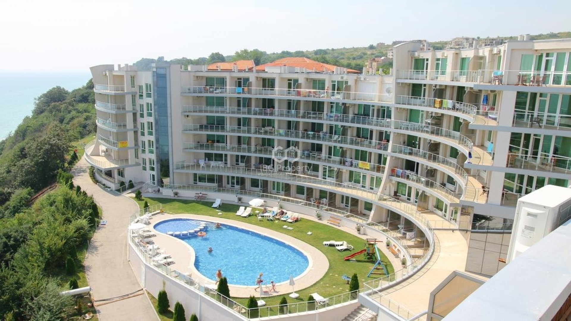 Eдностаен апартамент Бяла  79,48 m2