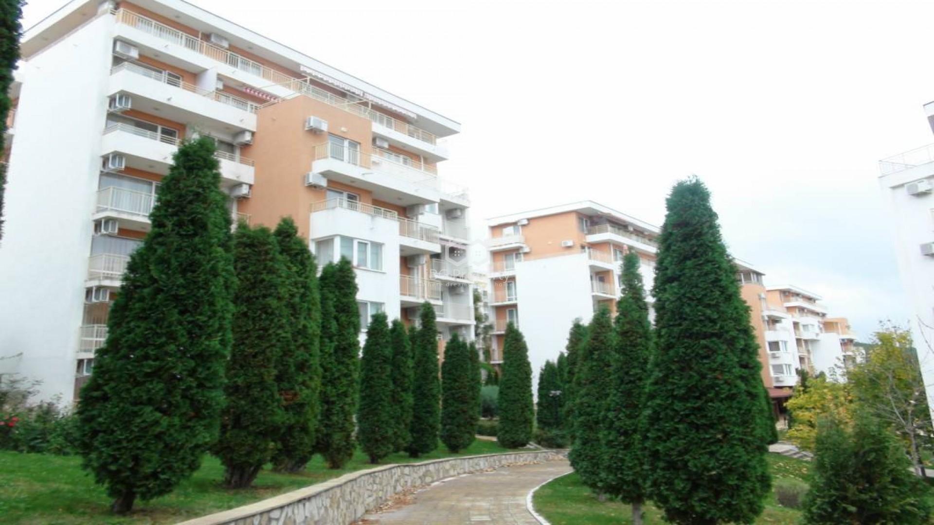 Двустаен апартамент Свети Влас 50 m2